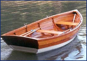 Build A Wood Boat PDF Woodworking